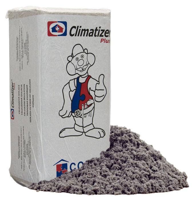 Climatizer Plus - celulózová izolace s dvacetiletou zárukou na trhu (www.izolujzdrave.cz)