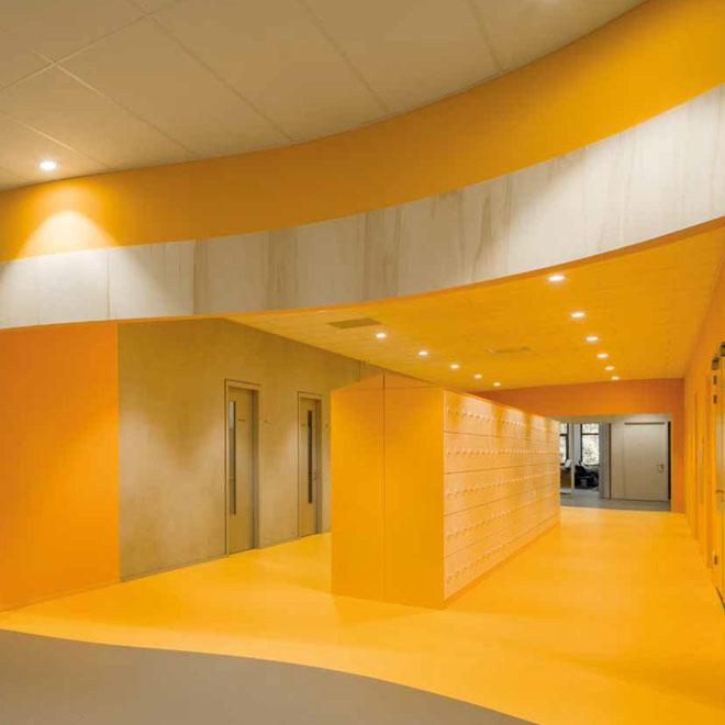 PURLINE Digital: Zernike College v nizozemském Harenu (Zdroj: KPP)