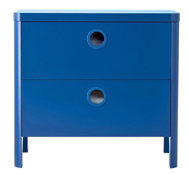 6. Komoda ze série Busunge, 80 x 40 cm, výška 75 cm, Ikea, www.ikea.cz