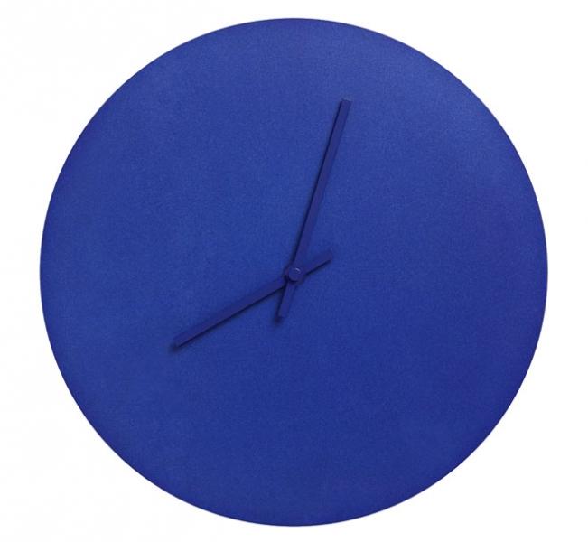 2. Nástěnné hodiny Steel Wall Clock, lakovaná ocel, Ø 30 cm, Menu, www.designville.cz