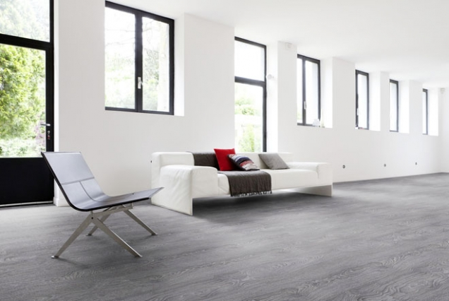 Podlaha GERFLOR TopSilence, dekor Largo Grey