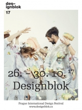 Devatenáctý ročník pražského mezinárodního festivalu designu a módy letos uvádí instalace 304 designérů, módních návrhářů a designérů šperku. Návštěvníci se mohou těšit na přednášky tvůrců, moderované diskuze, divadlo a kreativní zpracování tématu Jídlo v podání českých i zahraničních designérů. Designblok se koná od 26. – 30. října 2017.