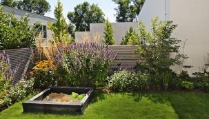 Smalými zahradami bývá potíž. Často jsou sevřené zdmi sousedních domů aznačná část jejich plochy je většinu dne ve stínu. Zejména podél zdí. Je třeba najít dostatek efektních okrasných rostlin, které dokážou tato místa zakrýt, ozelenit azkrášlit.