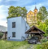 1. cena – benzinová motorová pila Oleo-Mac OM 947: David Štajer – rekonstrukce rodinného domu