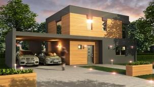 Koupili jste pozemek a uvažujete, jaký typ stavby zvolit? Pokud se vám nechce čekat, až vám stavební firma dům za dlouhé měsíce postaví, pak zkuste přemýšlet o montované stavbě. Bydlet ve vlastním domě tak budete moci už za pár týdnů. Po Kanadě či Skandinávii, ve kterých tvoří montované domy většinu nově postavených objektů, začíná se tento trend prosazovat i u nás. (Zdroj: HK-DŘESTAV)