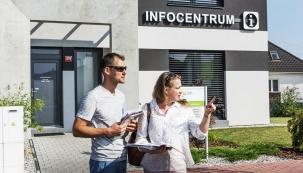 V informačním centru můžete během jednoho odpoledne získat informace, které byste jinak zdlouhavě sháněli na několika místech.