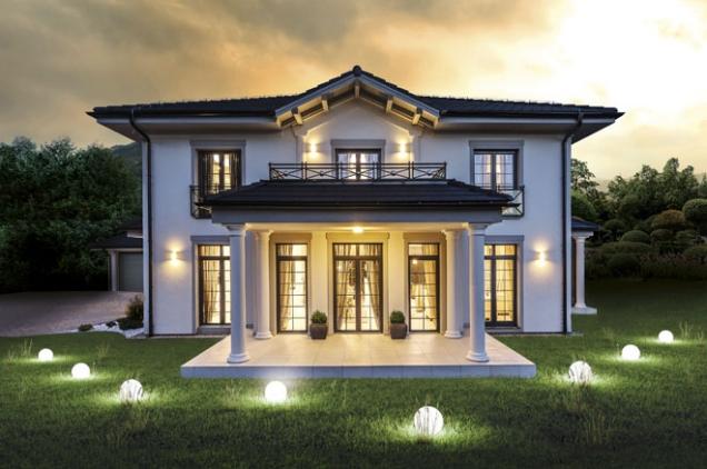 I moderní městskou vilu si můžete pořídit za pouhých 5 milionů Kč (CANABA)