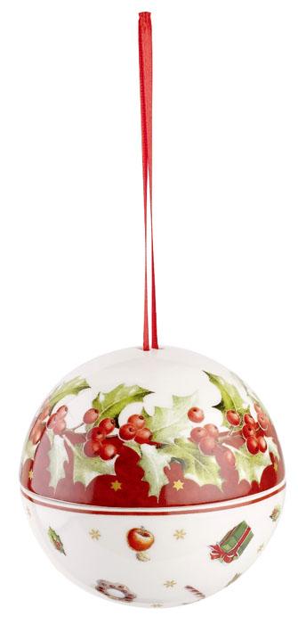 Vánoční koule Cesmína, Ø 10cm, Villeroy & Boch, www.luxurytable.cz