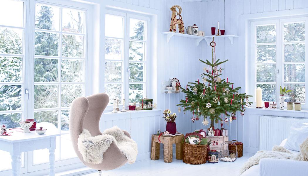 14 tipů na vánoční výzdobu