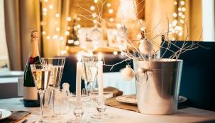 Také jste si všimli, že rozpustilý cinkot v našich domácnostech na konci každého roku zesílí? Skleničky na nožkách dlouhých i kratších, s tělem širokým i útlým se roztančí, aby oslavily Vánoce a přípitkem přivítaly další rok.