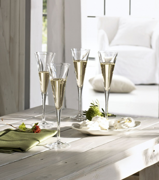 Sklenice nasekt Allegorie Champagne, objem 300ml, Villeroy & Boch, www.luxurytable.cz