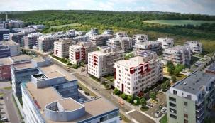 Bytové domy Botanica Kvpražských Jinonicích (Skanska Reality)