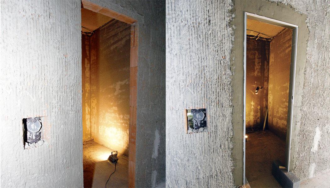 Dveře v interiéru, část 3: Montáž skryté zárubně