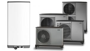 Společnost Družstevní závody Dražice, člen skupiny NIBE, právě zahájila výrobu elektrického plochého ohřívače vody OKHE ONE, který je vhodný do malých a úzkých prostor a slouží tak jako adekvátní náhrada plynového ohřívače vody. Spolu s ním uvedla na trh tepelné čerpadlo systému vzduch-voda NIBE F2040-6, které charakterizuje vysoká účinnost, jednoduchá instalace a energetická třída A+++.