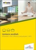 ISOVER vydal novou publikaci Izolace podlah, která pomůže s rozhodnutím při výběru vhodného řešení konstrukce podlah s minerální vlnou nebo polystyrenem. Publikace je určena nejenom projektantům a architektům, ale i široké veřejnosti.