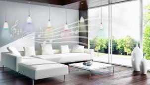 Luxusní doplněk dokaždé moderní domácnosti, AWOX StriimLIGHT WIFI Color/lifestyle, přenáší úroveň luxusu vevaší domácnosti nanový level pohodlí atechnologického pokroku (AWOX)