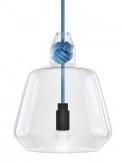 1. Závěsné svítidlo Knot Lamp z ručně foukaného skla, Vitamin, www.rume.co.uk