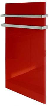 Skleněné GR panely jsou ideálním zdrojem sálavého tepla. Montují se na stěny, po doplnění o podpěry je můžete samostatně postavit na podlahu. V koupelně je lze doplnit o držák na utěrky. Více informací najdete na www.fenix.cz