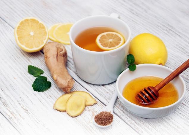 Doporučovat v zimním a předjarním období bylinné čaje a med se zdá být zbytečné. Nejoblíbenější bývá zázvorový či mátový čaj.