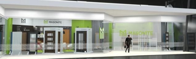 Společnost MASONITE, největší výrobce interiérových dveří v ČR, otevřela první vzorkovou prodejnu v Praze. Ve vzorkovně jsou prioritně představovány všechny novinky a celá šíře sortimentu výrobního závodu. Návštěvníci mohou očekávat kompletní poradenství, servis, zaměření dveří a zajištění montáže.