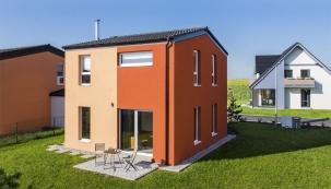 Dokonale využitý každý centimetr vnitřního prostoru – to je dům CHICO od společnosti Canaba.