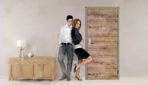 MASONITE představuje nové dekory dveří ve světlých a šedých tónech.