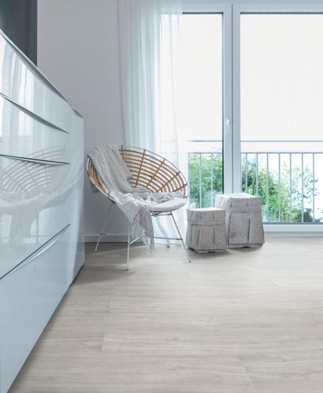 Vinylová krytina WIneo 400, dekor Ambition Oak Calm, prodává KPP