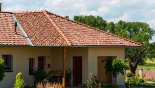 Betonové střešní krytiny TERRAN mají kořeny ve střední Evropě.