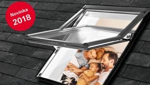 TIP: Nová dimenze pro výsuvně-kyvné střešní okno Designo R7 (Zdroj: Roto)