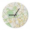 1. Nástěnné hodiny, cena 465Kč, en.dawanda.com