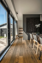 Dřevěná podlaha Kährs, kolekce Lux, dekor Dub Terra