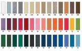 Kvalitní dodavatel markýz vám nabídne široký výběr barev a vzorů látek.