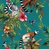 3. Papírová tapeta z kolekce Holden Lemur, rozměr role 0,53 x 10,05m, cena 690Kč, www.tapety-special.cz