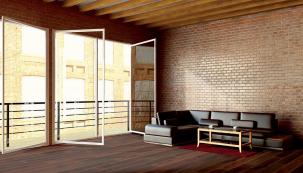Dřevěná třívrtsvá podlaha 1FLOOR, kolekce Forte, dekor dub Forte 9 (Zdroj: KPP.cz)