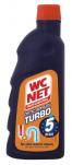 WC NET čistic odpadů Turbo