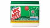 WC NET Aktivátor septiků obsahuje celkem 16 kapslí, které se rozpouštějí ve vodě.