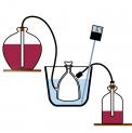 Baumannův zvon pro sterilaci moštu průtokem najdeme v moštárnách. Zde nám zpracují i větší množství ovoce.