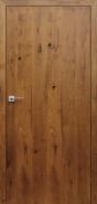 Kartáčovaný povrch dýha sukatá Forte mají dveře Primum, barva mořený dub, cena 13128Kč, CAG, www.dverecag.cz