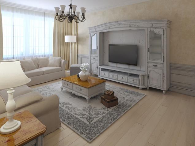 Jak zařídit byt ve venkovském stylu (Zdroj: Stilago)