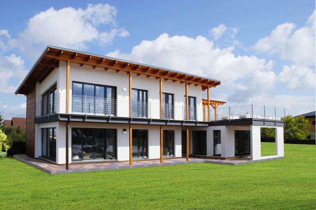 Asociace dodavatelů montovaných domů pořádá den otevřených dveří. (Zdroj: ADMD)