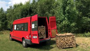 SOUTĚŽ: Vyhrajte dřevo na zimu!