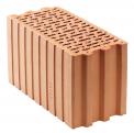 Nové cihly Porotherm AKU Profi / Profi Dryfix mají lepší akustiku o 5 až 7 dB u formátů 30 a 25 než u standardních cihel řady Porotherm Profi. Zde varianta Profi Dryfix