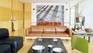 Skleněné panely se skládají ztvrzené skleněné desky (barevné sklo tl. 10 mm/zrcadlo tl. 8mm), topného elementu, omezovacího termostatu apřívodního kabelu. Standardně jsou určeny kpevné instalaci na stěnu, spoužitím podpěr je lze ipostavit na podlahu (FENIX)