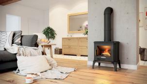 Krbová kamna vytvoří útulnou atmosféru domova a ještě pomohou ušetřit za vytápění
