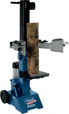Vertikální hydraulický štípač dřeva