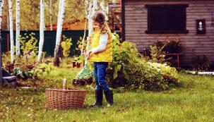 """""""Divoké husy na odletu, konec ibabímu létu,"""" tvrdí lidová pranostika. Vříjnu dochází kčastým teplotním změnám. Začátkem října může ještě doznívat teplé počasí, koncem jsou tu však už první mrazy, na které bychom měli zahradu připravit."""