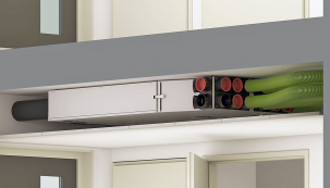 Špičkové podstropní větrací jednotky Renovent Sky 150/200 s rekuperací od firmy Brink jsou určeny pro rekonstrukce a menší domy a byty. Lze je osadit do podhledů či nik s výškou pouhých 20 cm. K jednotkám jsou dodávány kompaktní rozdělovací boxy a osvědčený flexibilní vzduchotechnický rozvod Air Excellent, který zabere jen 50–75 mm dle typu VZT rozvodu. Konstrukce jednotek umožňuje snadnou údržbu a výměnu filtrů. Firmě Brink se podařilo dosáhnout vynikajících parametrů a zároveň velmi nízké hlučnosti. A to je v malém prostoru velmi důležitý parametr.Více na www.storc.cz