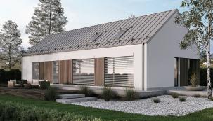 T01 Bungalov 1605 - Ideálne domy