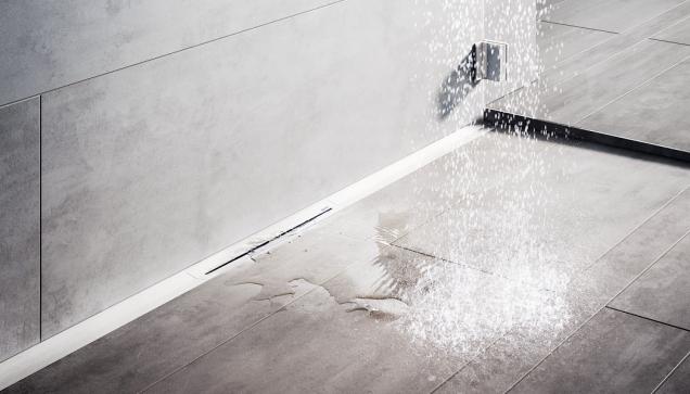 Sprchové žlábky Tece Drainline znerez oceli se vyrábějí vdélce 70 až 150cm, vybrat si můžete několik typů roštů. Nabízí síť prodejen SIKO, více nawww.siko.cz
