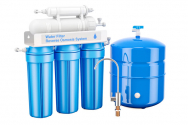 Reverzní osmóza patří mezi schválené vodárenské technologie, používané zejména nasoukromých zdrojích (studny avrty), které nejsou pod dohledem pravidelné hygienické kontroly.